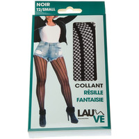 Sous-vêtements Femme Collants & bas Lauve Collant fin Extase Noir