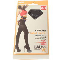 Sous-vêtements Femme Collants & bas Lauve Collant chaud Noir