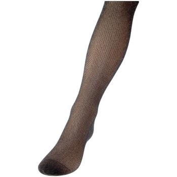 Sous-vêtements Femme Collants & bas Lauve Collant fin - Transparent Noir