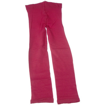 Vêtements Fille Leggings Lauve Legging fin long Mini starlette Rouge