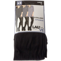 Sous-vêtements Femme Collants & bas Lauve Collant chaud Maline Noir