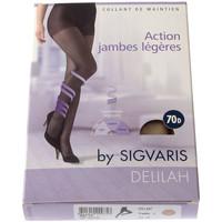 Sous-vêtements Femme Collants & bas Sigvaris Collant fin - Opaque - Delilah Chair