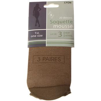 Sous-vêtements Femme Collants & bas Intersocks Bas socquettes Chair