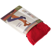Sous-vêtements Femme Collants & bas Intersocks Collant chaud Rouge