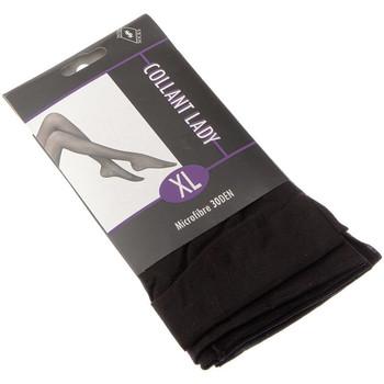 Sous-vêtements Femme Collants & bas Intersocks Collant fin - Transparent - Lady Noir