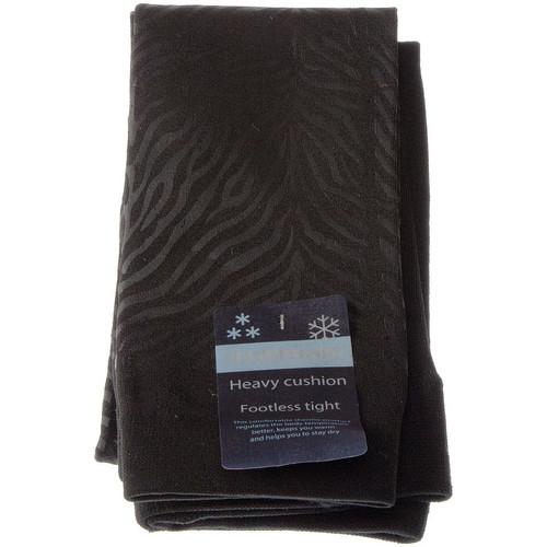 Vêtements Femme Leggings Intersocks Legging chaud long - Ultra opaque - Thermo Noir