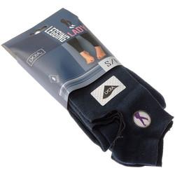 Vêtements Femme Leggings Intersocks Legging chaud long - Coton - Ultra opaque Bleu