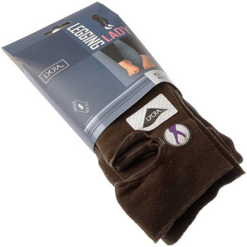 Vêtements Femme Leggings Intersocks Legging chaud long - Coton - Ultra opaque Marron