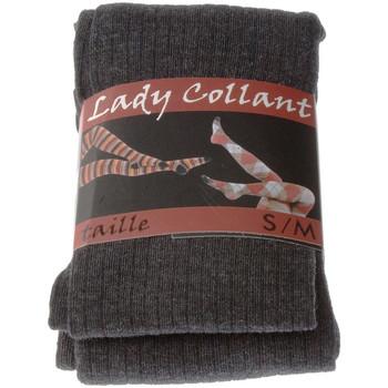 Sous-vêtements Femme Collants & bas Intersocks Collant chaud Gris