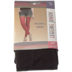 Vêtements Fille Leggings Intersocks Legging chaud long Noir