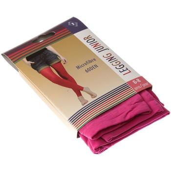 Vêtements Fille Leggings Intersocks Legging chaud long - Opaque Rose
