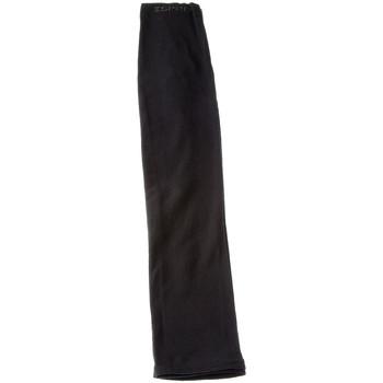 Vêtements Femme Leggings Esprit Legging fin court - Coton - Opaque Noir