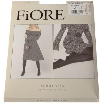 Sous-vêtements Femme Collants & bas Fiore Collant chaud - Semi opaque - Buona sera 40 den Noir