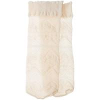 Sous-vêtements Femme Collants & bas Fiore Bas socquettes - Flowerbed 30 den Ecru