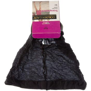 Sous-vêtements Femme Collants & bas Golden Lady Collant fin - Transparent - Quotidiens tranparents Noir
