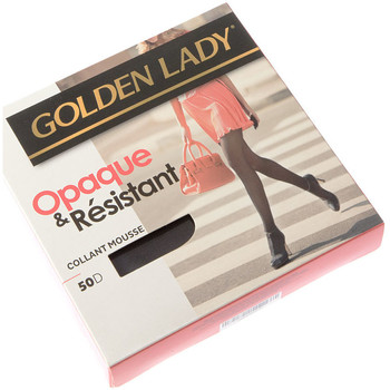 Sous-vêtements Femme Collants & bas Golden Lady Collant chaud - Opaque - Quotidiens Noir
