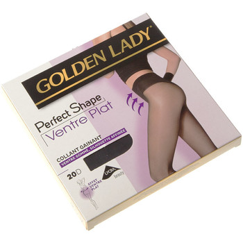 Sous-vêtements Femme Collants & bas Golden Lady Collant fin - Transparent - Perfect shape Noir