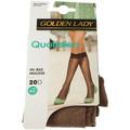 Golden Lady Mi bas - Quotidien transparent