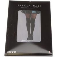Sous-vêtements Femme Collants & bas Pamela Mann Collant chaud - Nylon - Semi opaque - Pentagram Noir