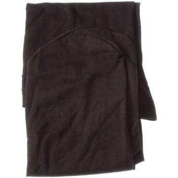 Sous-vêtements Femme Collants & bas Gabriella Mi bas - Knee highs microfibre Noir
