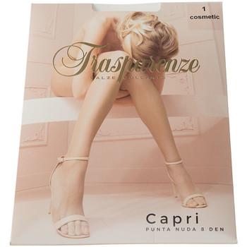 Sous-vêtements Femme Collants & bas Trasparenze Collant fin - Invisible - Capri Chair