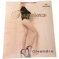 Sous-vêtements Femme Collants & bas Trasparenze Collant fin - Transparent - Oleandro Rose