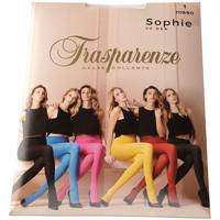 Sous-vêtements Femme Collants & bas Trasparenze Collant chaud - Opaque - Sophie Rouge