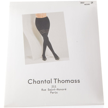 Sous-vêtements Femme Collants & bas Chantal Thomass Collant chaud Noir