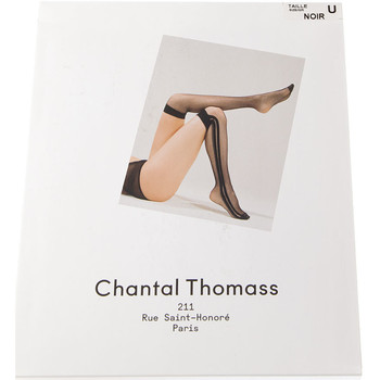 Sous-vêtements Femme Collants & bas Chantal Thomass Mi bas Noir
