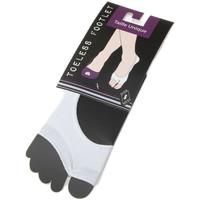 Accessoires Femme Chaussettes Intersocks Chaussettes Protège-pieds - Synthétique Blanc