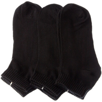 Accessoires textile Femme Chaussettes Intersocks Chaussettes Basses - Coton - Active Noir