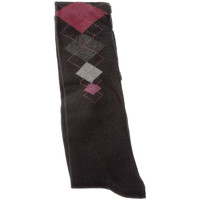 Accessoires textile Femme Chaussettes Intersocks Jambière courte - Mode - Overknee Lady - Coton Noir