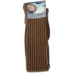 Vêtements Femme Leggings Intersocks Jambière courte - Mode - Overknee Lady - Coton Marron