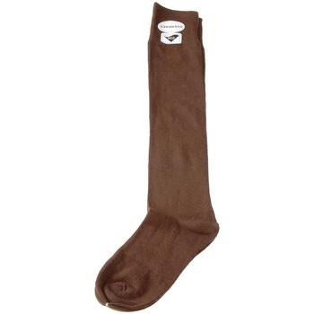 Vêtements Femme Leggings Intersocks Jambière courte Overknee Kids Marron