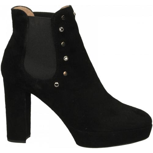 Chaussures Femme Bottines Unisa REGIS KS black