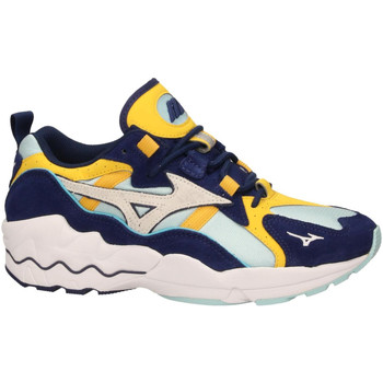 Chaussures Homme Baskets mode Mizuno 1906 WAVE RIDER S clearwater-white-blu