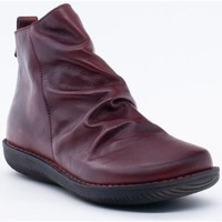Chaussures Femme Bottines Chacal  Rojo