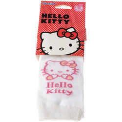 Vêtements Fille Leggings Hello Kitty Legging chaud long - Coton - Ultra opaque - Sanrio Blanc