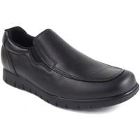 Chaussures Homme Mocassins Duendy Chaussure homme  1005 noir Noir