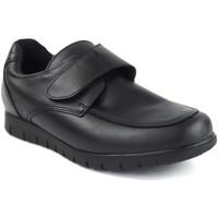 Chaussures Homme Mocassins Duendy Chaussure homme  1006 noir Noir