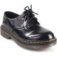 Chaussures Fille Derbies Bubble Bobble Chaussure fille  A2669 noir Noir