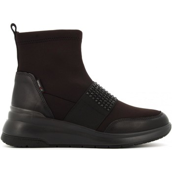 Chaussures Femme Boots Enval  Nero
