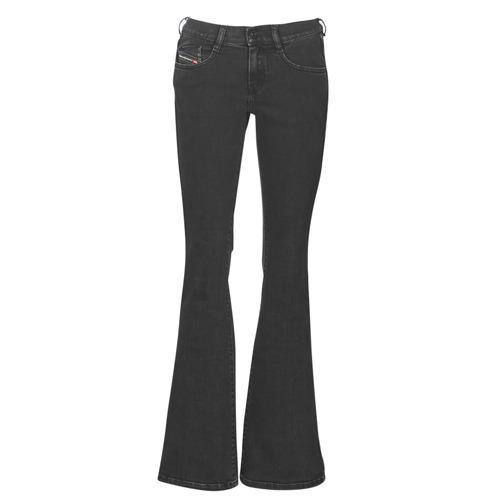 Vêtements Femme Jeans bootcut Diesel EBBEY Bleu Foncé 0870G