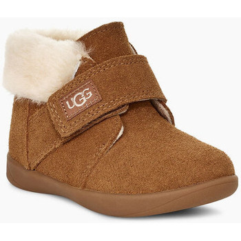 Chaussures Enfant Boots UGG nolen Marron