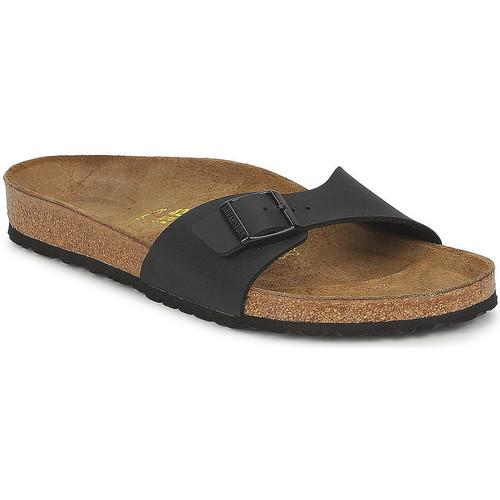 Chaussures Femme Mules Birkenstock madrid Noir