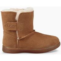 Chaussures Enfant Bottes de neige UGG keelan Marron
