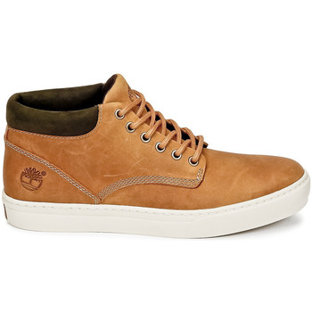 Chaussures Homme Baskets montantes Timberland adventure 2.0 cupsole chukka marron Wheat-jaune