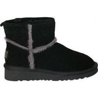 Chaussures Femme Bottes de neige Top3 9786 Noir