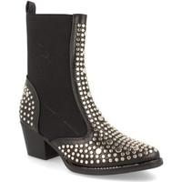 Chaussures Femme Bottines Ainy 8468 Negro