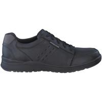 Chaussures Baskets basses Mephisto Basket cuir VINCENTE Noir
